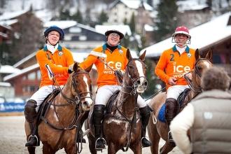 Equipe Ice Watch, Vainqueur du Polo Masters Megève 2016