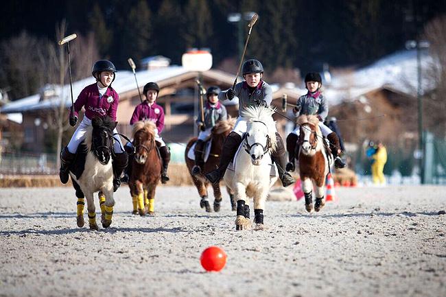Snow Polo Masters Megève - Tournoi Polo Sur Neige 2016